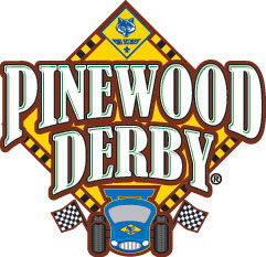 pinewood derby race day